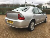 ROVER 45 SPORT 2.0 DIESEL 66K MILEAGE FULLY LOADED