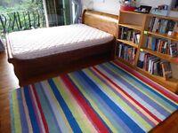 Multi coloured Rug For Sale 156cm x 217cm