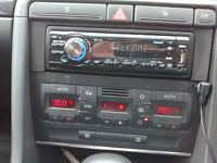 DAB car radio/cd/mp3 player as new