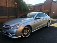 Mercedes E CLASS E250 COUPE 2.1 DIESEL AUTOMATIC FULLY LOADED ***PAN ROOF*** 2011