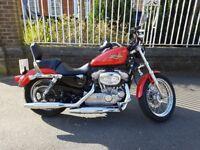 Harley Davidson Sportster 883L