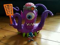 Imaginext Octopus Toy