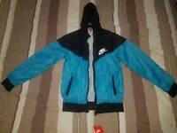 Nike Blue/ Black Jacket Men's Small