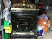 Wood burner stove