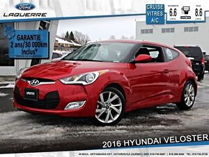 2016 Hyundai Veloster **AUTOMATIQUE*BLUETOOTH*CRUISE*A/C**