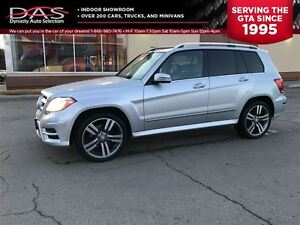 2013 Mercedes-Benz GLK-Class 350 4MATIC PANORAMIC SUNROOF/LEATHE