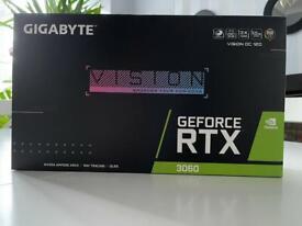Nvidia GeForce RTX 3060 Vision OC 12GB - BRAND NEW