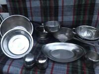 Kitchen ware job lot