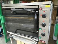 CATERING COMMERCIAL BRAND NEW CONVECTION FAN OVEN CUISINE TAKE AWAY FAST FOOD CHICKEN KITCHEN KEBAB