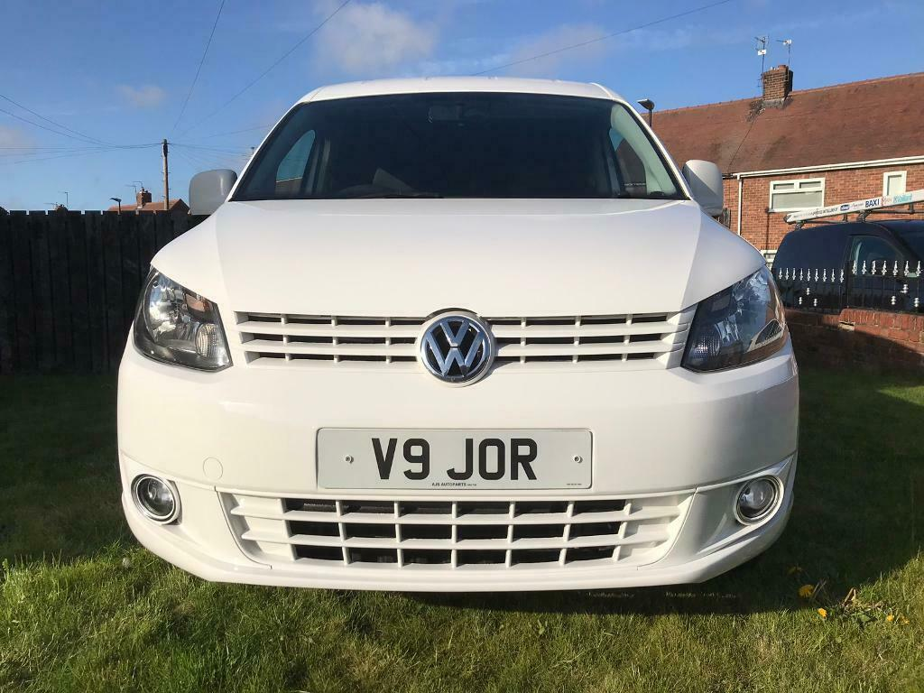 bfbc5f90b2 VW Caddy 63 plate 1.6TDI Highly maintained with low miles NO VAT ...