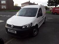 Vw caddy van swb 1.6 tdi