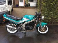 1992 Suzuki gs500e