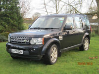 Land Rover Discovery 4 TDV6 3.0 XS 2010