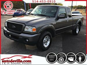 2008 Ford Ranger Sport  FINANCEMENT DISPONIBLE