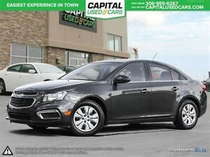 2016 Chevrolet Cruze *Ecotec *Backup Camera* Bluetooth*
