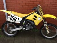 1995 rm 125 swap only