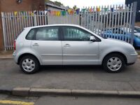 VOLKSWAGEN POLO 1.4 TWIST**5 DOOR**BARGAIN**IDEAL FOR FIRST TIME DRIVER**LOW ...