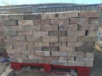 Reclaim handmade cambridge yellow /white bricks