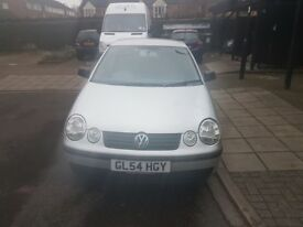 vw polo 1.2 petrol 98000 miles mot until December 2018 full service history