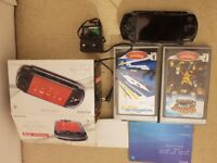PSP 3003 - ALMOST NEW
