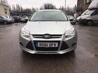 Ford Focus 2011 1.6 diesel full service history 20 pound road tex year