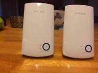 TP Link 300Mbps WiFi Extender
