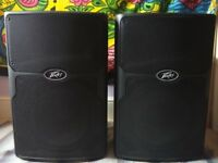 PEAVEY XP12 ACTIVE CAB, BLUETOOTH ENABLED P.A SOUND SYSTEM