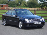 MERCEDES E350 SPORT AUTOMATIC **GREAT CONDITION THROUGHOUT**