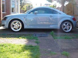 Audi TT Aviator Grey (Very Rare) / 2001 / Full MOT / Just Serviced / Unabused Stunning Example