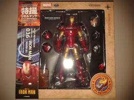 Ironman Mark 3 Sci-Fi Revoltech Genuine Figure