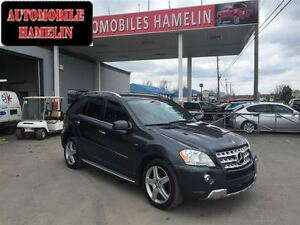 2011 Mercedes-Benz M-Class ML350 edition designo tres rare co