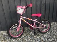 """Girl 16"""" bike"""