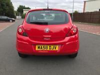 Vauxhall corsa 1.2 petrol, 12 Months MOT, Ideal for new driver! Not polo Astra golf fiesta punto a1