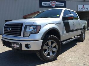 2011 Ford F-150 FX4 PACKAGE W NEW COOPER STT PRO'S!!