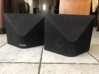 Mission surround sound speakers