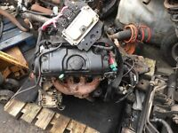 Various petrol & Diesel engine & gearboxes
