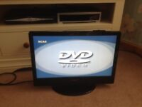 Dvd combo 22inch