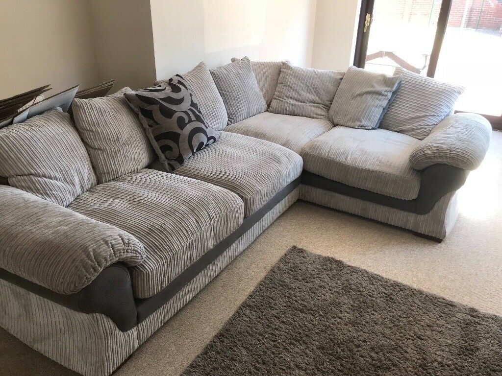 Harvey S Lullabye Corner Sofa And Cuddle Chair In