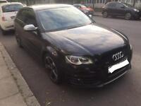 Audi S3 Black Edition for sale