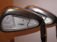 Taylormade RAC OS 3 and 4 irons