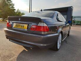 2005 BMW E46 320cd M Sport. RARE SPEC!