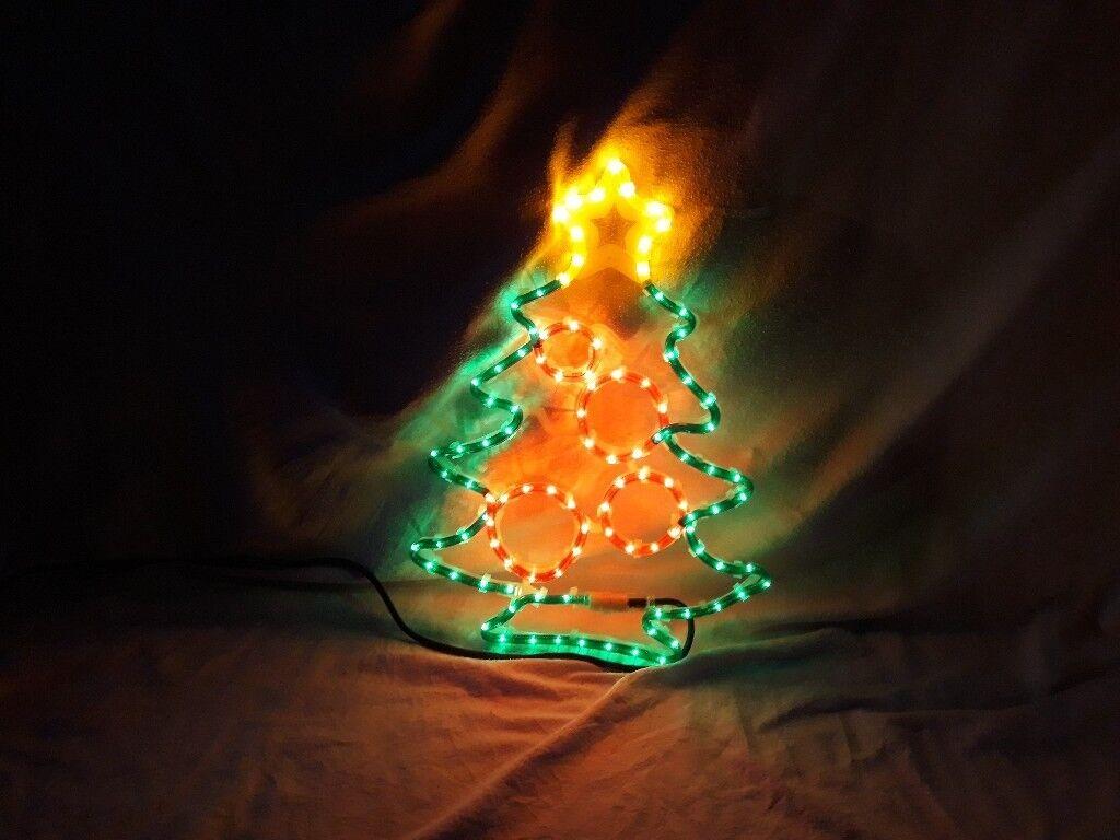 small light upchristmas tree