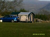 Cabanon 4 - 6 berth trailer tent., used for sale  Rhyl, Denbighshire
