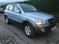 2006 Kia Sorento 2.5 cdi 4x4 great condition