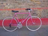 Super Fast and Lightweight Vintage Mercian Racing bike