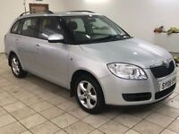 !!DIESEL!! 2008 SKODA FABIA 1.4 TDI PD ESTATE / MOT JULY 2017 / SERVICE HISTORY / DRIVES EXCELLENT