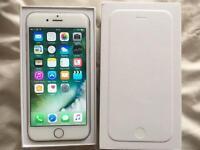 iPhone 6 EE / Virgin 64GB Silver Very good condition
