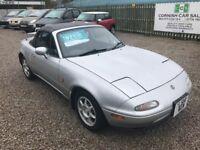 1993 MK 1 Mazda MX5 Eunos Roadster1.8 Japan Import **MINT- RARE AUTO**
