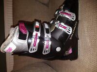 Salamon ski boots