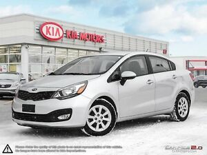 2013 Kia Rio LX+  RATES AS LOW AS 0.9% !!
